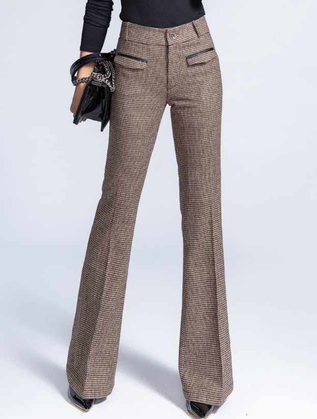 Женские классические брюки фото