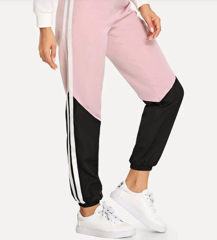 Женские брюки спортивные фото