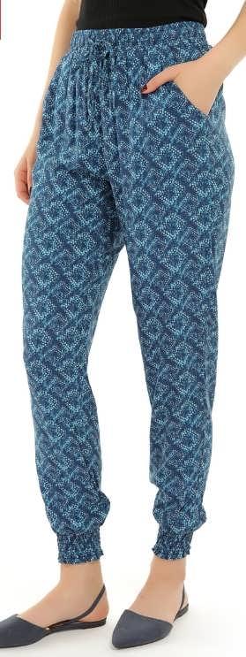 Женские брюки из вискозы фото