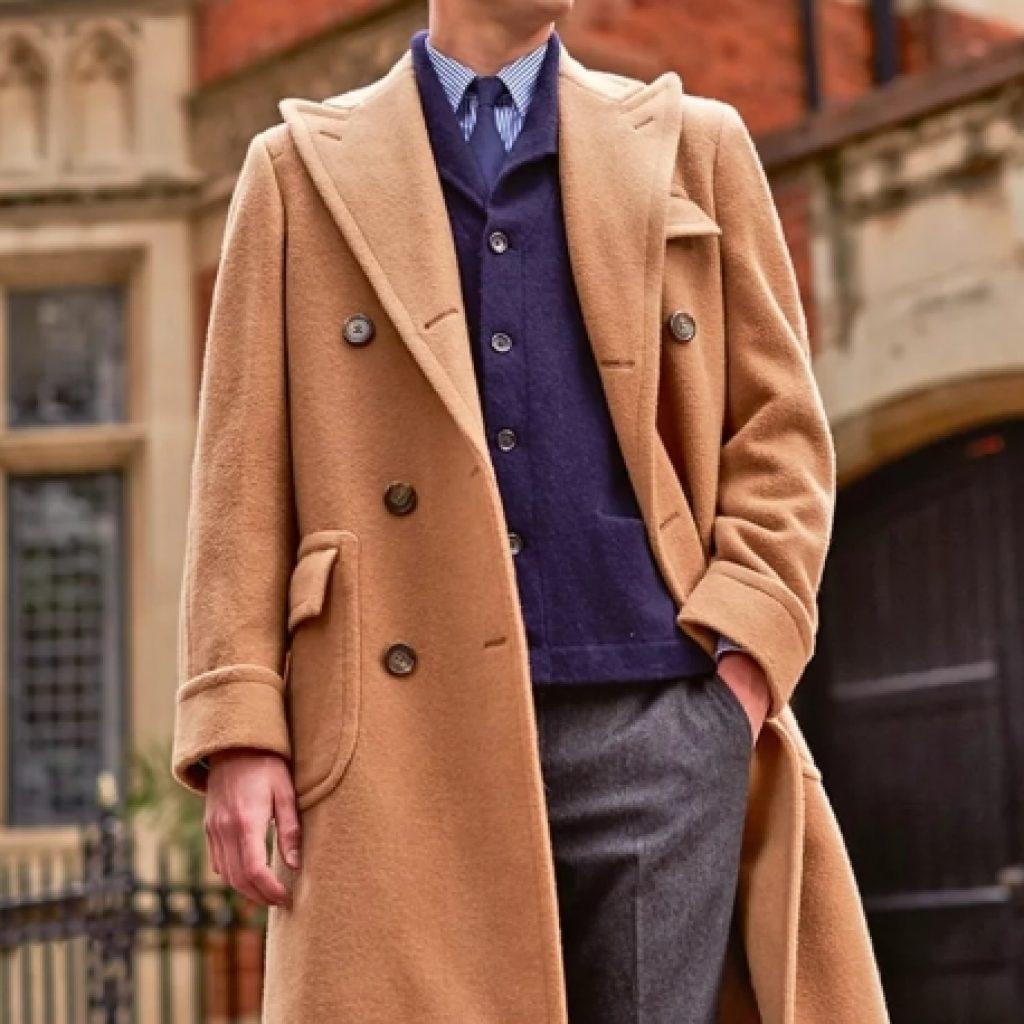 Пальто мужское поло фото