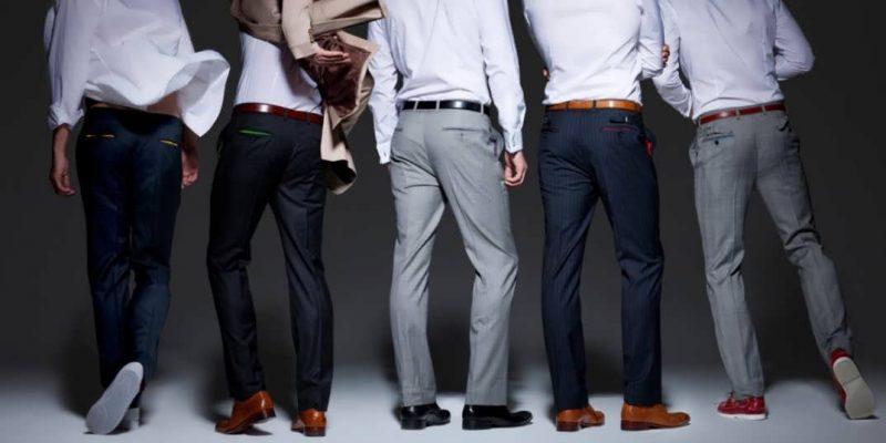 Мужские брюки: виды, названия, технология пошива