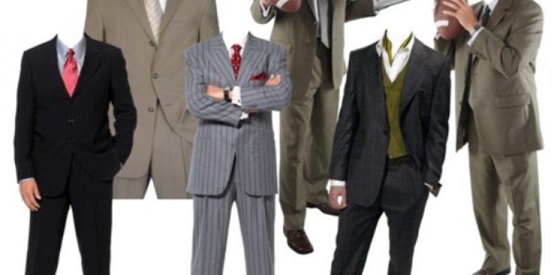 Виды мужского костюма, как правильно выбрать для пошива на заказ.